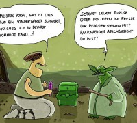 Spam Cartoon Dildo