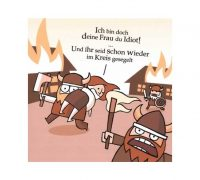 Cartoon Preisgekroent/ Wikinger